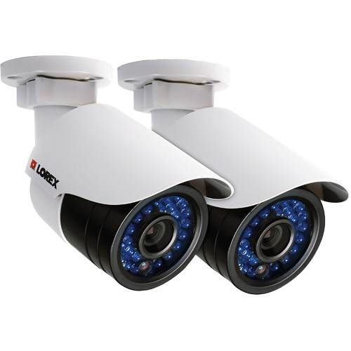Lorex by FLIR Vantage LNB2153 Outdoor Day/Night IP Bullet Camera (Pair)