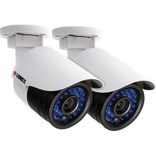 Lorex by FLIR Vantage LNB2153 Outdoor Day/Night IP Bullet Camera (Pair)