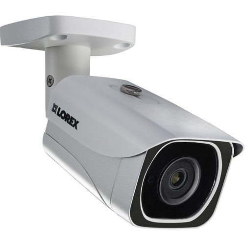 Lorex LNB8005B 8MP Outdoor Network Bullet Camera with Night Vision