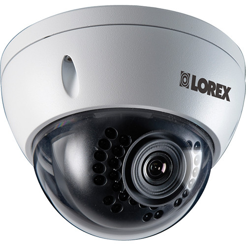 Lorex by FLIR 2.1MP Indoor/Outdoor Network Dome Camera with 3.6mm Lens