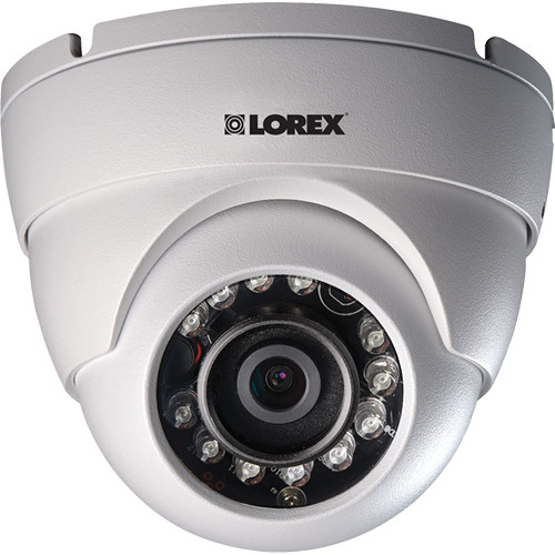 Lorex by FLIR LNE3142B 1080p Outdoor Dome PoE Network Camera
