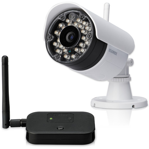 Lorex by FLIR LW2231 Day/Night Outdoor Wireless IP Camera with 3.6mm Fixed Lens