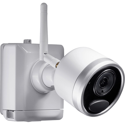 Lorex LWB4801AC2 1080p Outdoor Wire-Free Bullet Camera with Night Vision