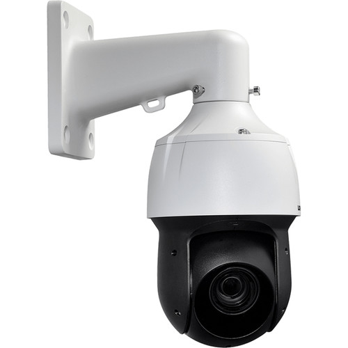 Lorex LZV2925B 1080p Outdoor MPX PTZ Dome Camera with Color Night Vision
