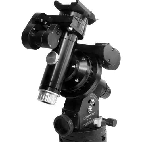 Losmandy GM811G Equatorial GoTo Mount with LW Tripod