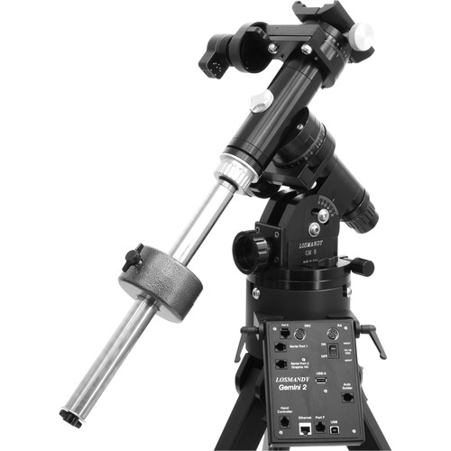 Losmandy GM-8G Equatorial GoTo Mount with Tripod