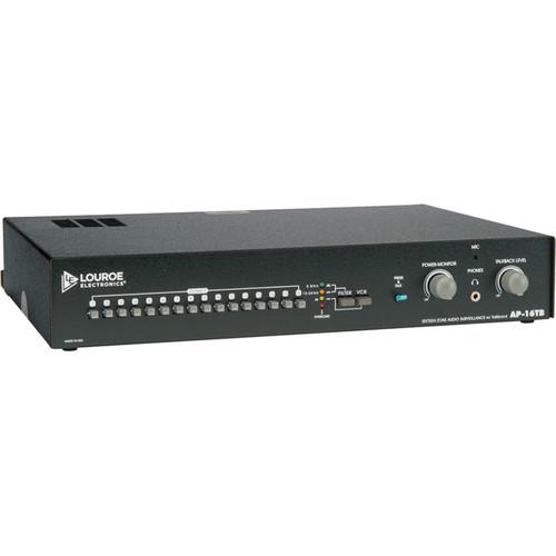 Louroe AP-16TB Non-Alarming Audio Monitoring Base Station