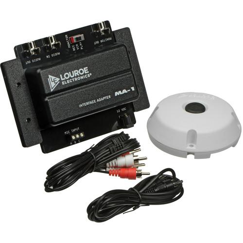Louroe ASK-4 #200 Audio Monitoring Kit