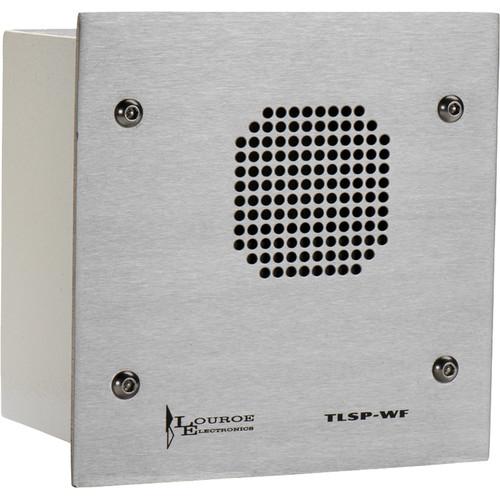Louroe TLSP-F Vandal-Resistant 2-Way Speaker with Microphone