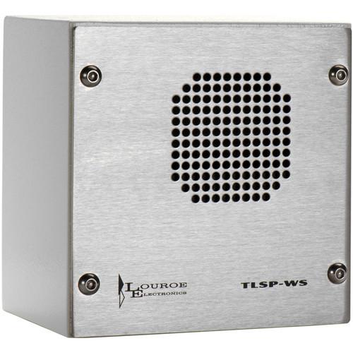 Louroe TLSP-S Vandal-Resistant 2-Way Speaker with Microphone