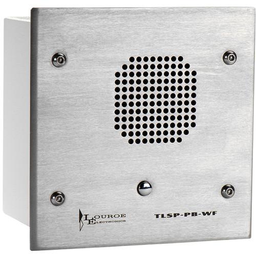 Louroe TLSP-PB-WF Vandal-Resistant Speaker Microphone