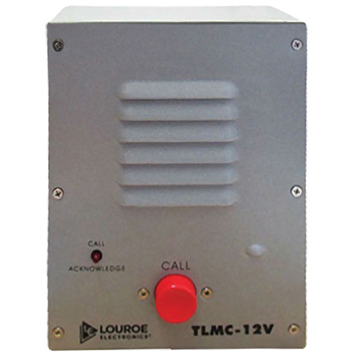 Louroe TLMC-12V Remote Call Station