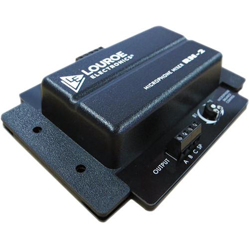 Louroe RN-2 Microphone Mixer