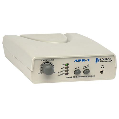 Louroe APR-1 Audio Monitoring Base Station