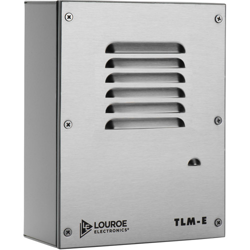 Louroe TLM-E 2-Way Speaker/Microphone