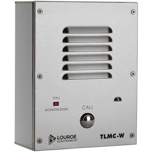 Louroe TLMC-W 2-Way Call Station