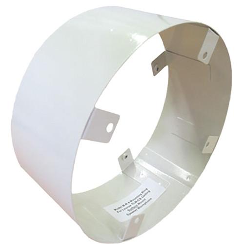 Louroe MR-4 Mounting Ring for TLM-CS Speaker/Microphone