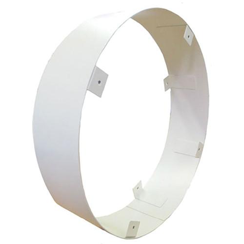 Louroe MR-8 Mounting Ring for TLI-CS Speaker/Microphone