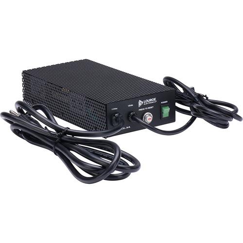 Louroe AD-6PS DG25 Desktop Power Supply