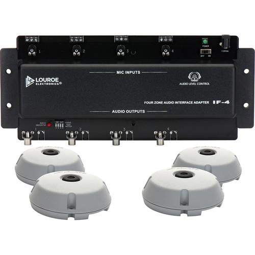 Louroe ASK-4 #304 Audio Monitoring Kit