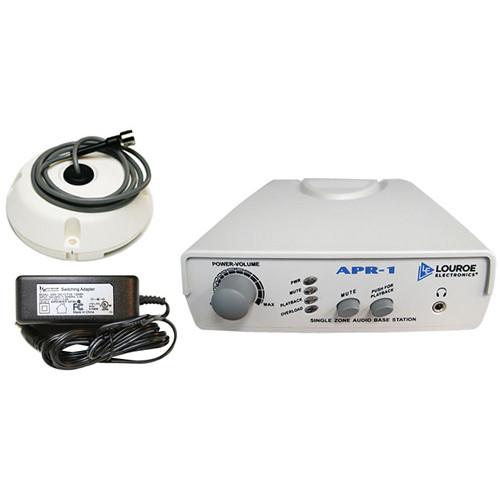 Louroe ASK-4 #101-B Audio Monitoring Kit