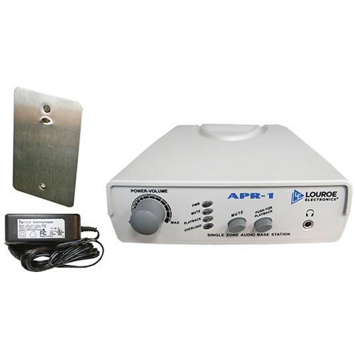Louroe ASK-4 #101-DV Audio Monitoring Kit