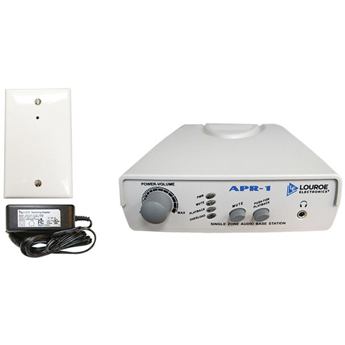 Louroe ASK-4 #101-DP Audio Monitoring Kit
