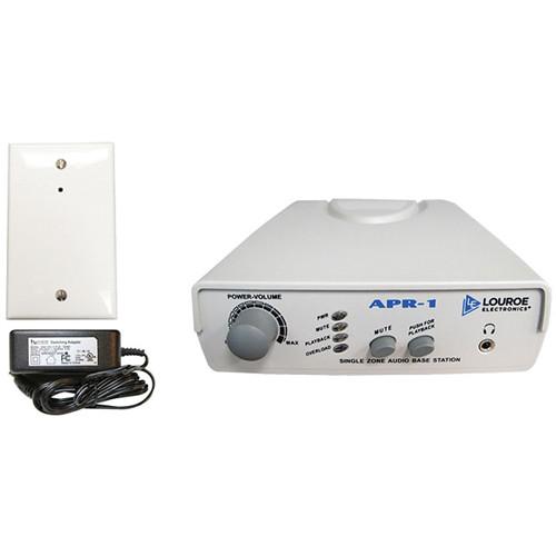 Louroe ASK-4 #101-DP Audio Monitoring Kit