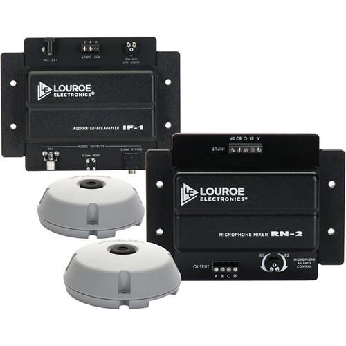 Louroe ASK-4 #431 Audio Monitoring Kit