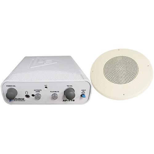Louroe ASK-4 501-TLM-CF Audio Monitoring Kit