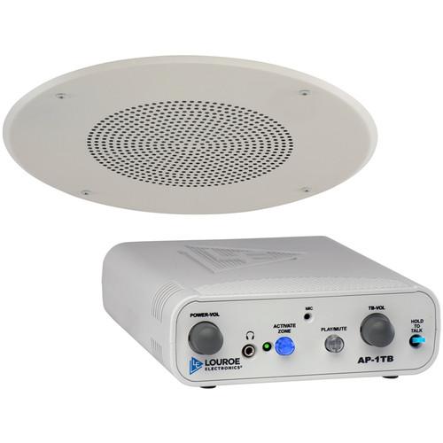 Louroe ASK-4 #501-TLI-CF Audio Monitoring Kit