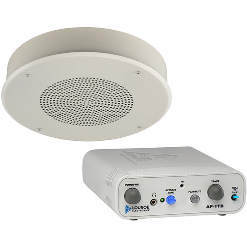 Louroe ASK-4 #501-TLI-CS Audio Monitoring Kit