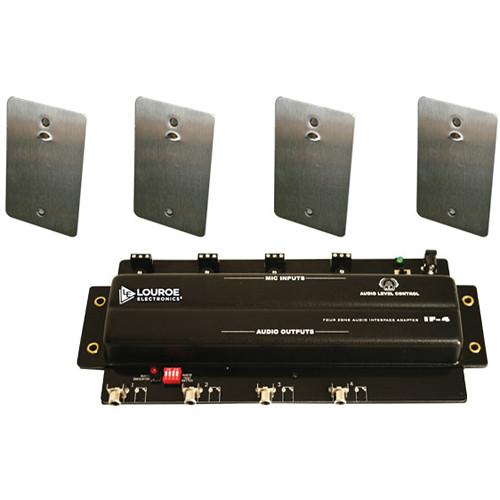 Louroe ASK-4 #304-DV Audio Monitoring Kit