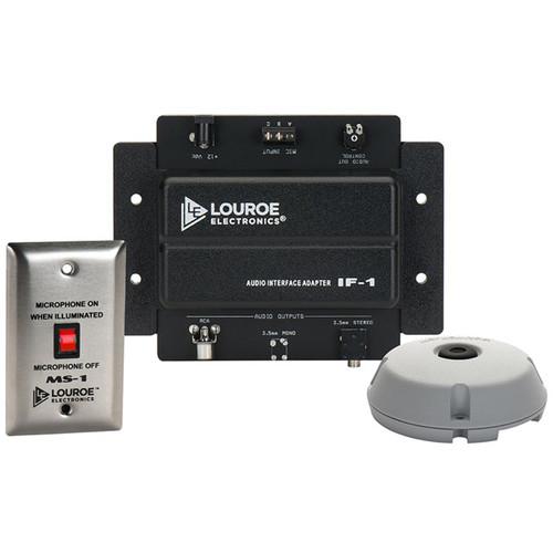 Louroe ASK-4 #631 Audio Monitoring Kit