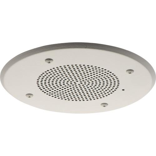 "Louroe 4"" IP Ceiling Mount Flush Speakerphone"