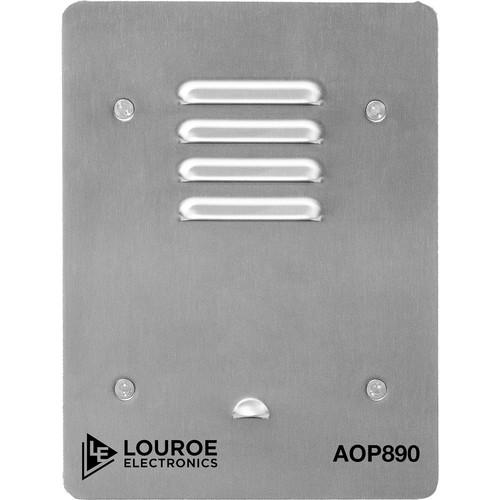 "Louroe 2"" IP Wall Mount Speakerphone"