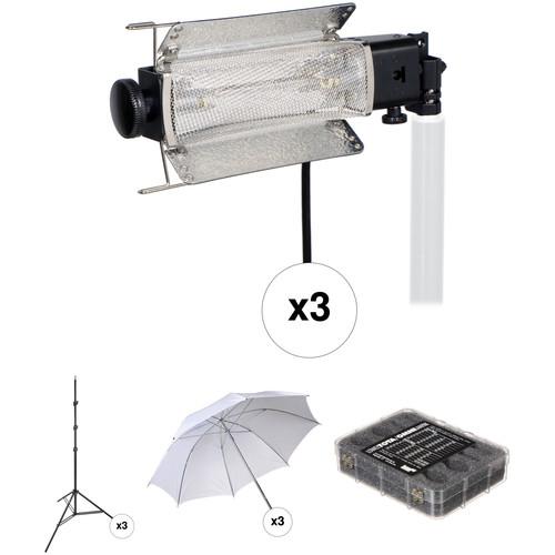 Lowel Tota-Light 3-Light Kit