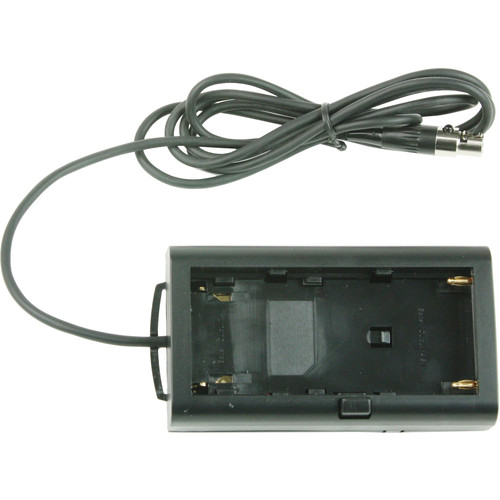 Lowel Blender Battery Sled (Sony BPU and Canon BP970 / 975)