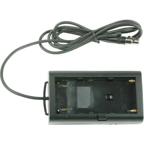 Lowel Blender Battery Sled for Sony BPU and Canon BP970 / 975 Batteries