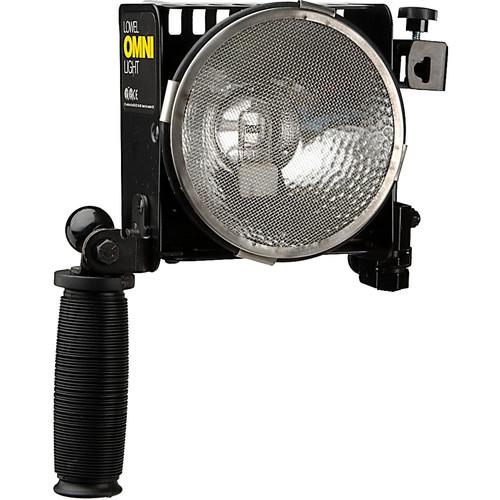 Lowel Omni-Light Focus Flood with Bulb (120-240VAC/12-30VDC)