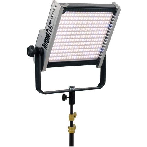Lowel Prime Location Tungsten LED Light with V-Lock Battery Mount