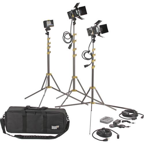 Lowel SlimLight Blender 2 Pro Kit