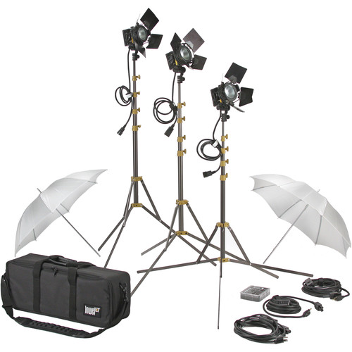 Lowel SlimLight 3 Pro Kit