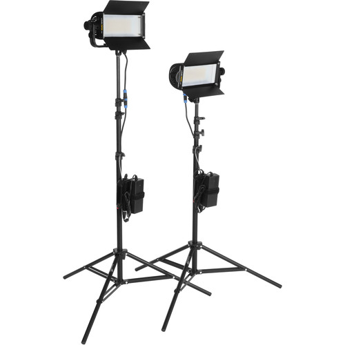 Lowel TotaLED Daylight LED 2-Light Kit