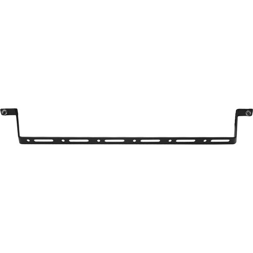 Lowell Manufacturing Cable Mgmt Flat Wire 4In Offset, Stackable, 10-Pak