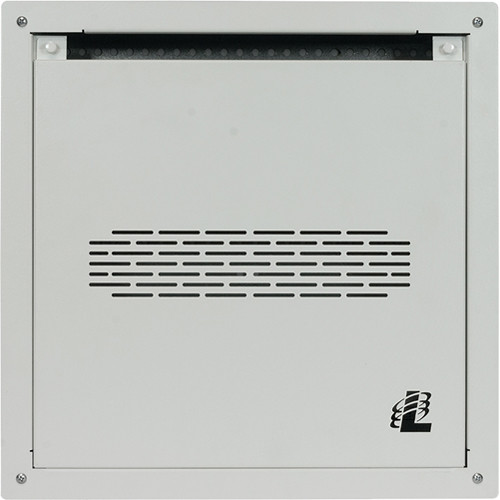 """Lowell Manufacturing Front Cover for In-Wall Box with Flange, 14x14"""" (White)"""
