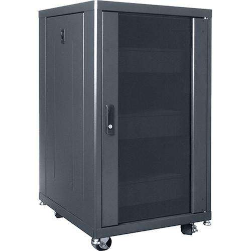 "Lowell Manufacturing Rack-Configured-Design-18U, 24"" Deep"