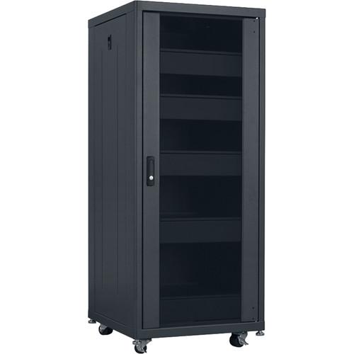 "Lowell Manufacturing Rack-Configured-Design-27U, 24"" Deep"
