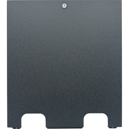 Lowell Manufacturing Rear Access Cover for LDTR-Series, Vented - 12U
