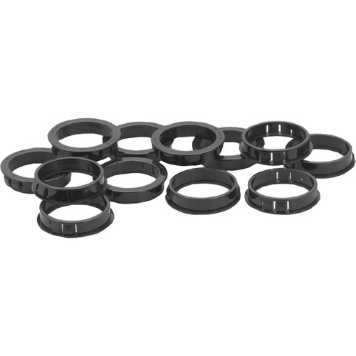 Lowell Manufacturing Cable Management Cable Pass Through Bushings - 12 Per Bag